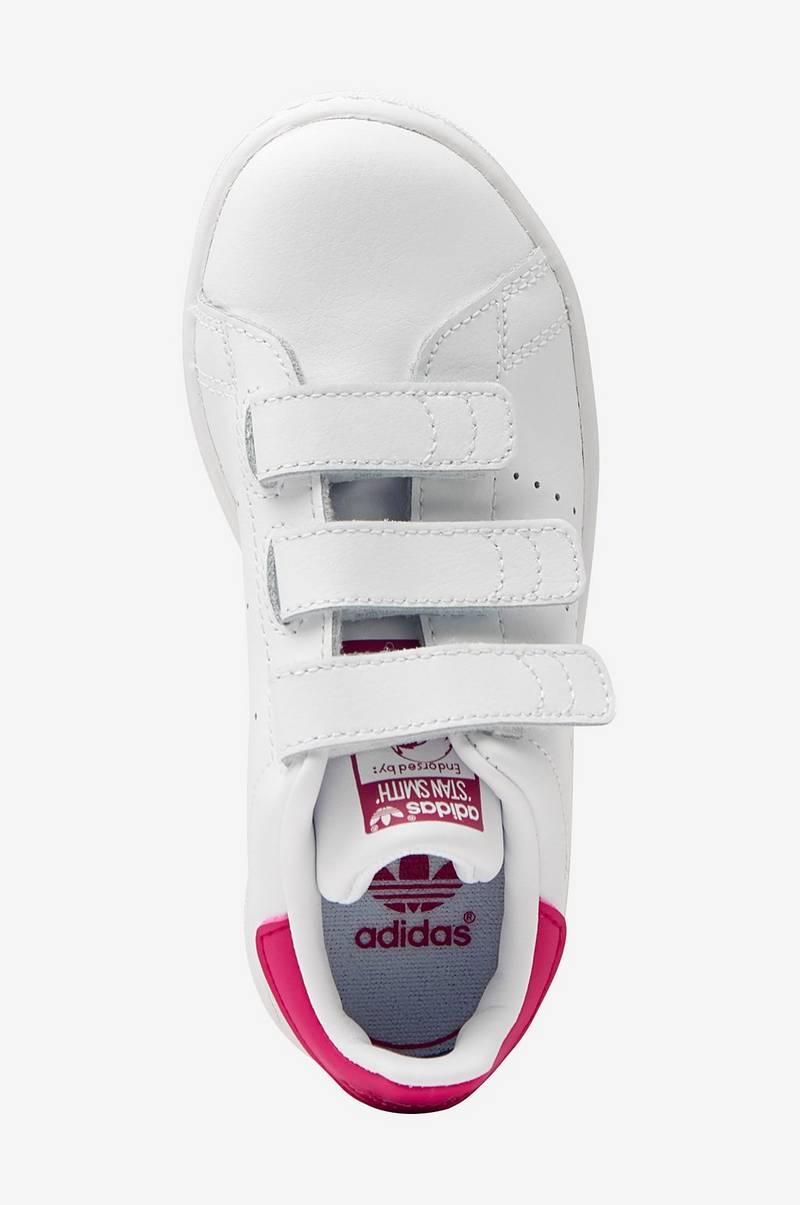 adidas Originals Sneakers Stan Smith CF C Vit Barn