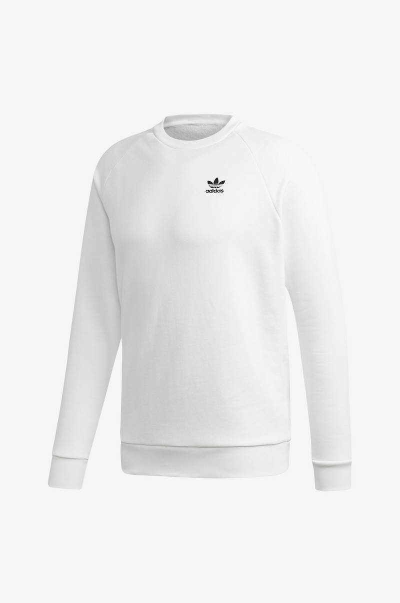 adidas Originals Essential crew neck sweatshirt in grey