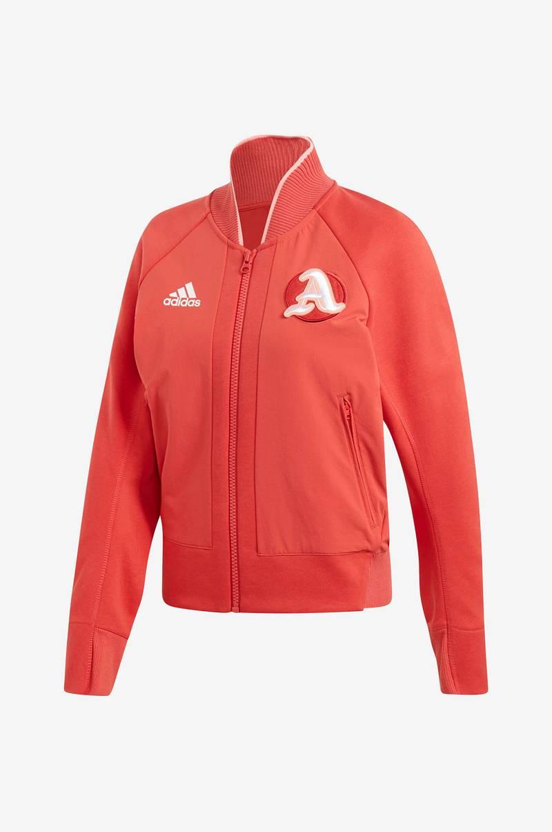 adidas Sport Performance Träningsjacka VRCT Jacket Röd