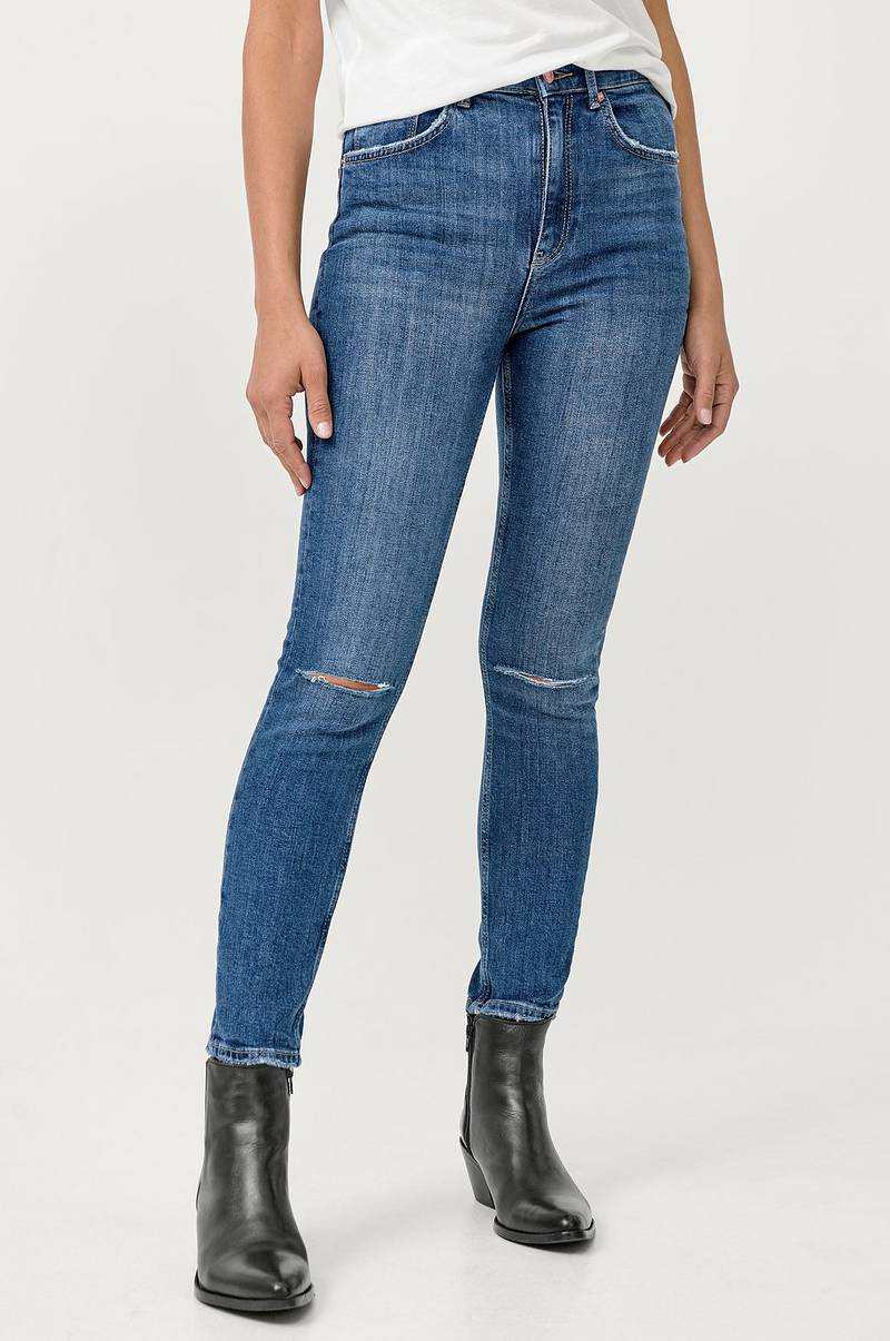 Zoey Highwaist Jeans, Gina Tricot