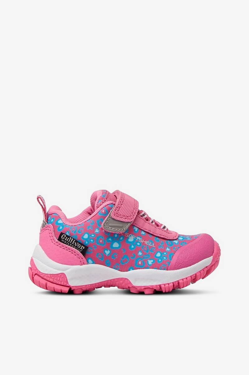 Gulliver Sneakers, vanntette Rosa Barn Ellos.no