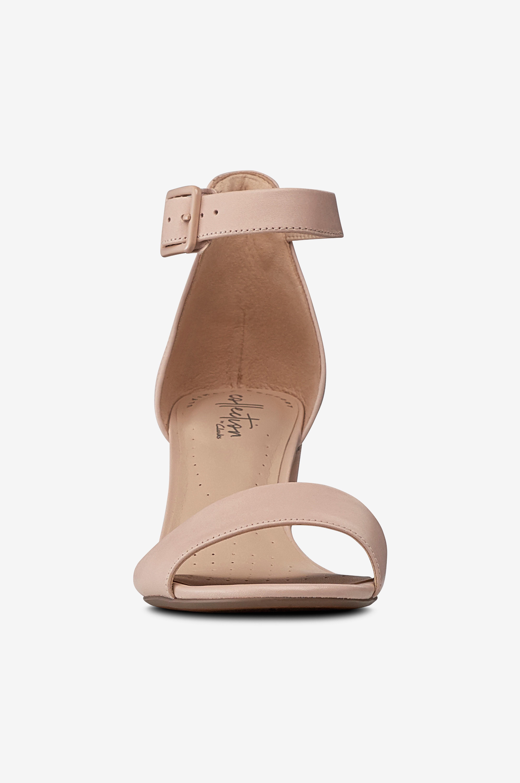 Clarks Sandalett Deva Mae - Rosa - Sandaletter J6Dgt