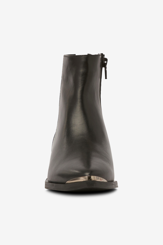 Shoe Biz Boots Kiki Velvet - Svart - Boots quVOx