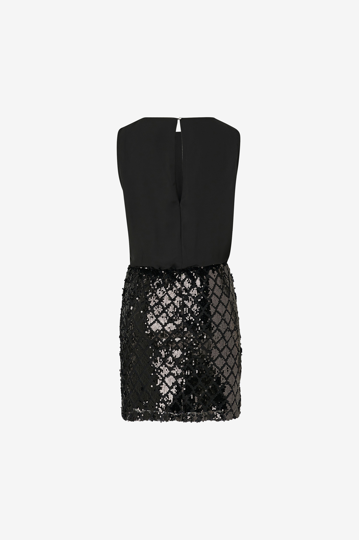 Jacqueline de Yong Mekko jdyOzark S/L Party Dress - Musta - Juhlamekot csBJ5V