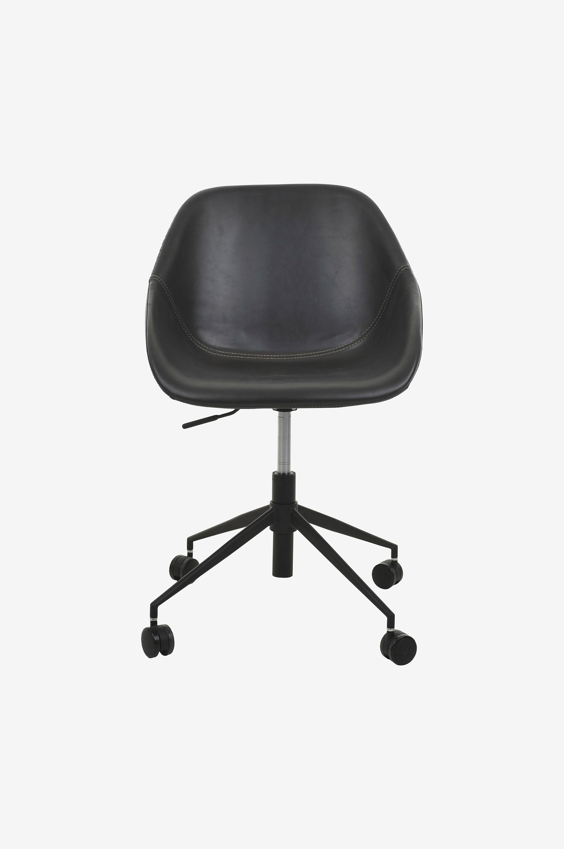 Nordic Furniture Group Kontorsstol Delta - Svart - Skrivbordsstolar Z1wsB