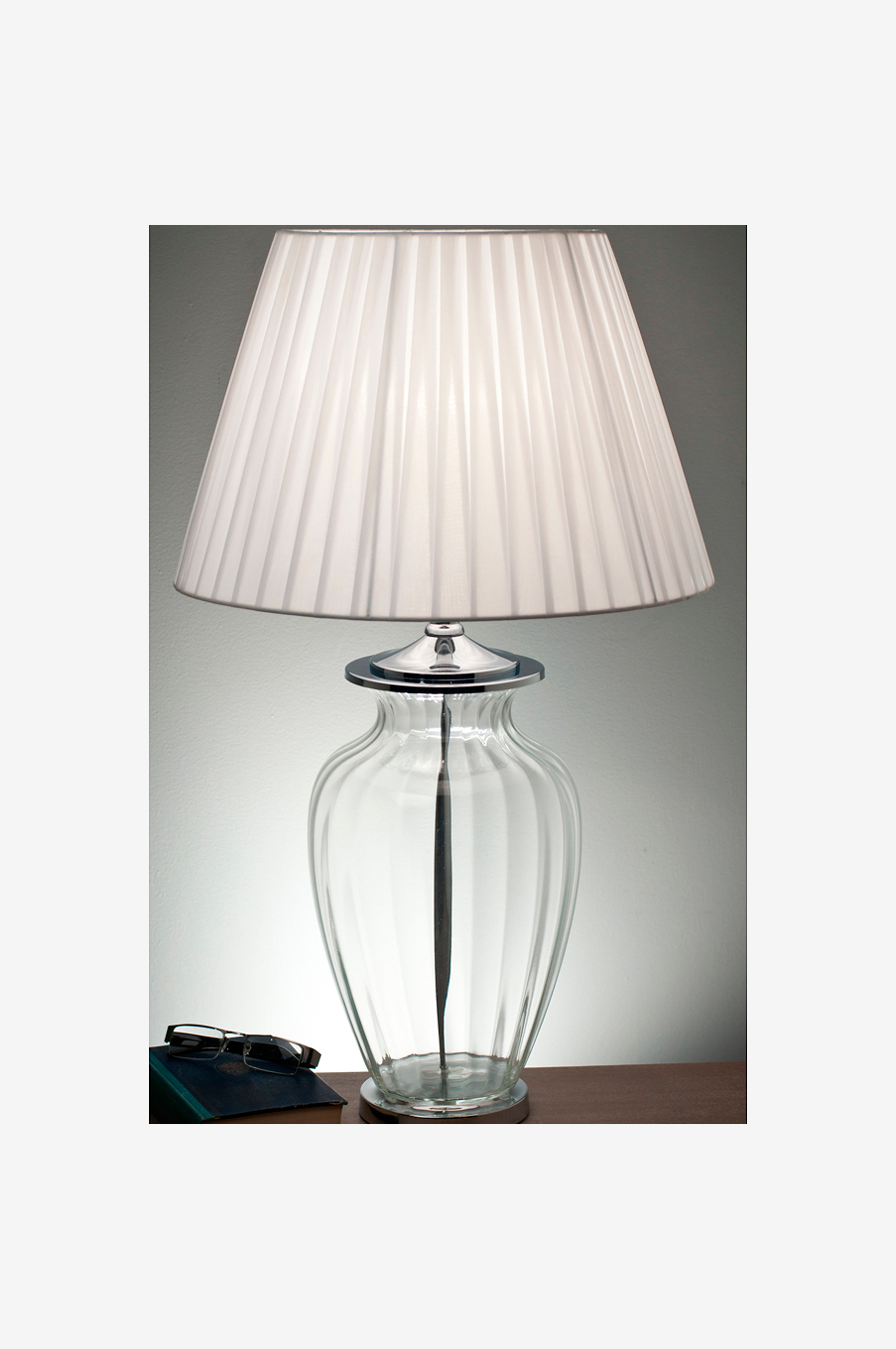 AG Home & Light Bordslampa Tabitha - Silver - Bordslampor kNswQ