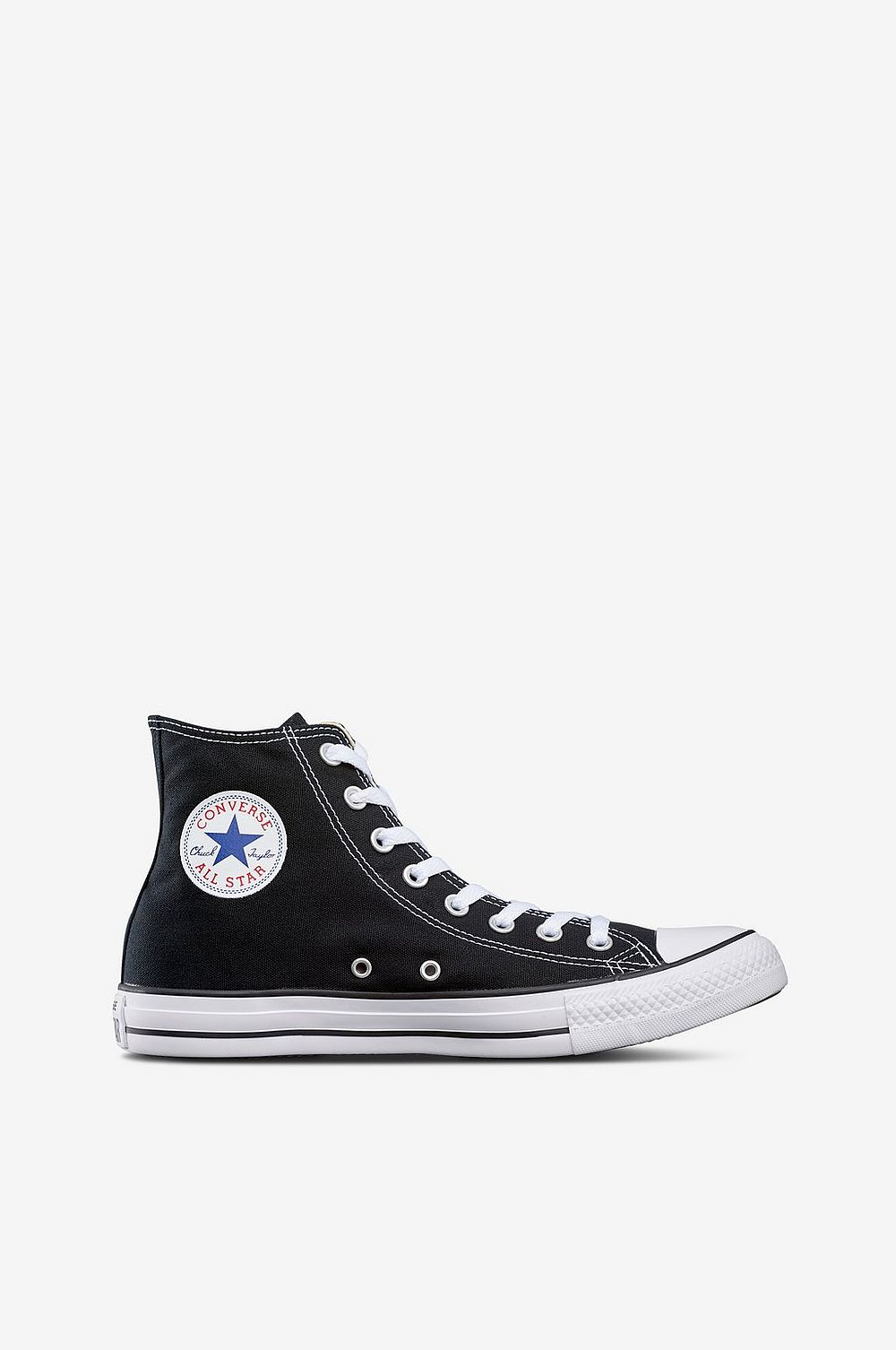 Converse Sneakers All Star High Svart Dame Ellos.no