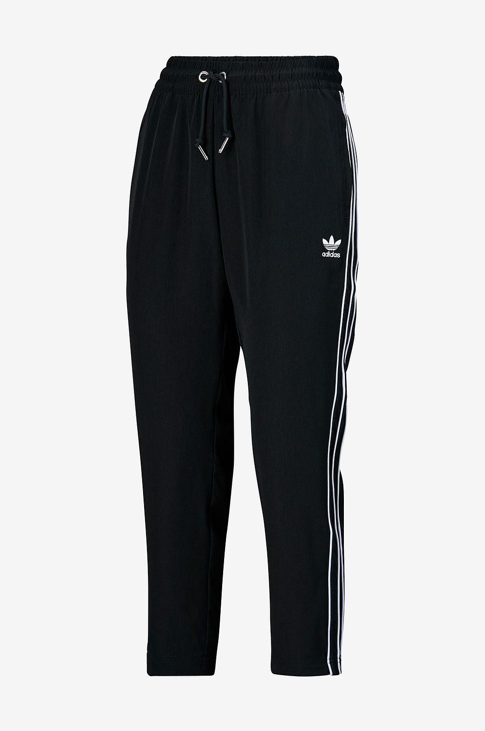 a47e6c8510b1 Adidas Originals Träningsbyxor Styling Complements Cropped Pants - Svart -  Dam