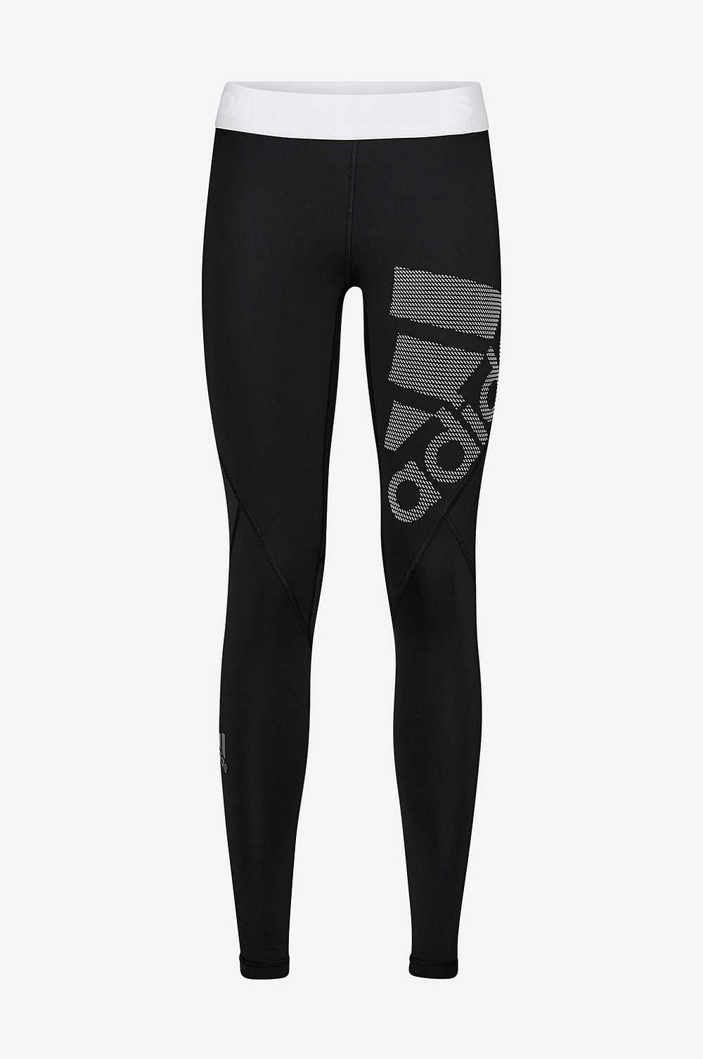 Adidas Sport Performance Träningstights Alphaskin Sport Tights - Svart - Dam