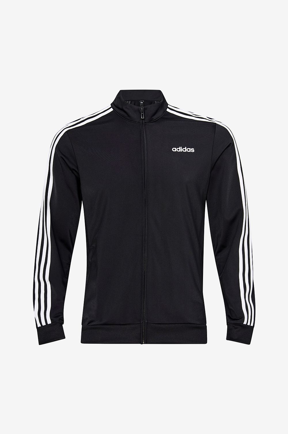 Adidas Sport Performance Träningsjacka Essentials 3-stripes Tricot Track Jacket - Svart - Herr