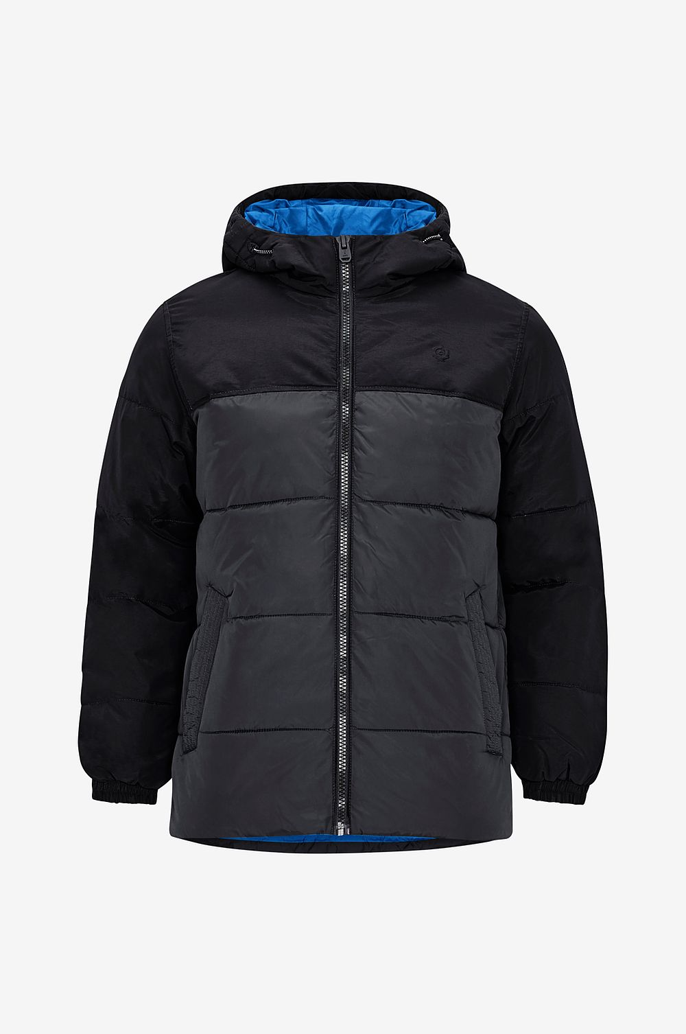 Jack & Jones Jacka jcoCross Jacket Hood - Svart - Herr