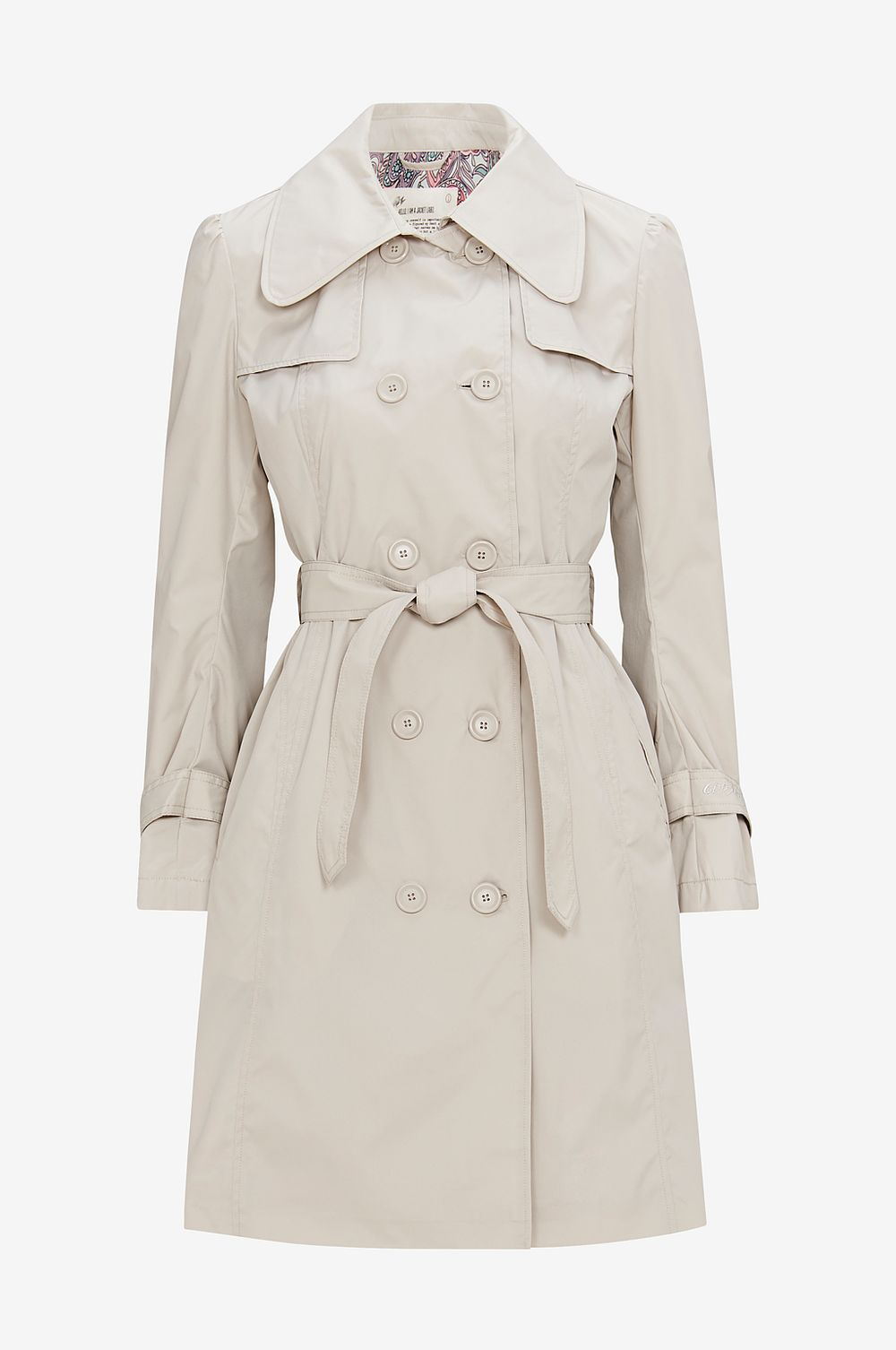 Odd Molly Trenchcoat The Scoop Coat - Natur - Dam