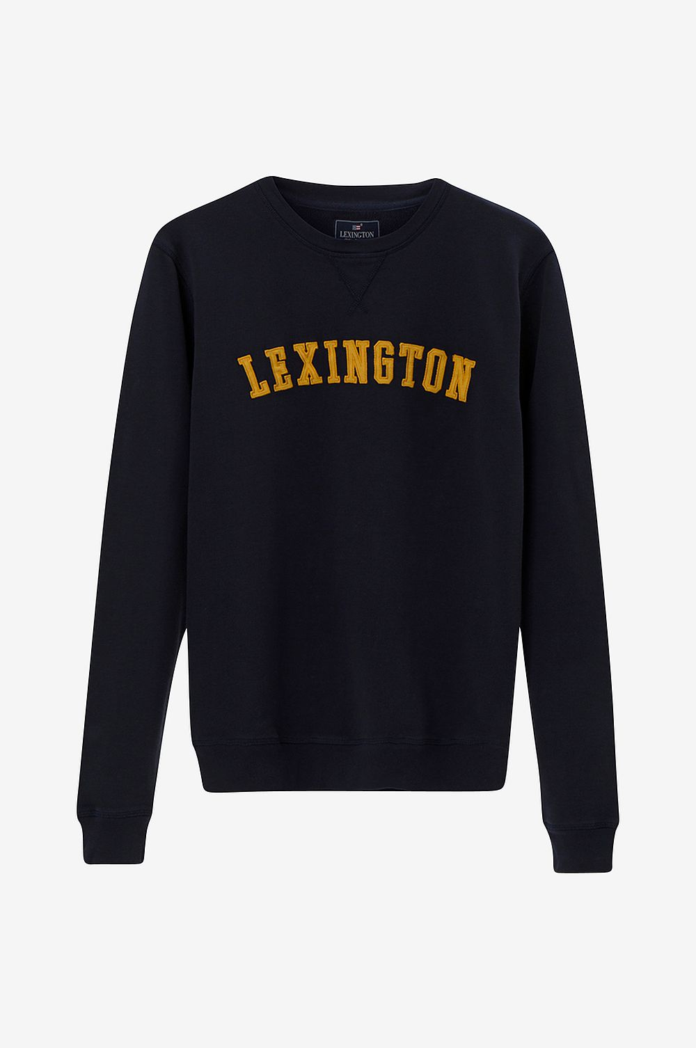 Lexington Sweatshirt Lucas - Blå - Herr