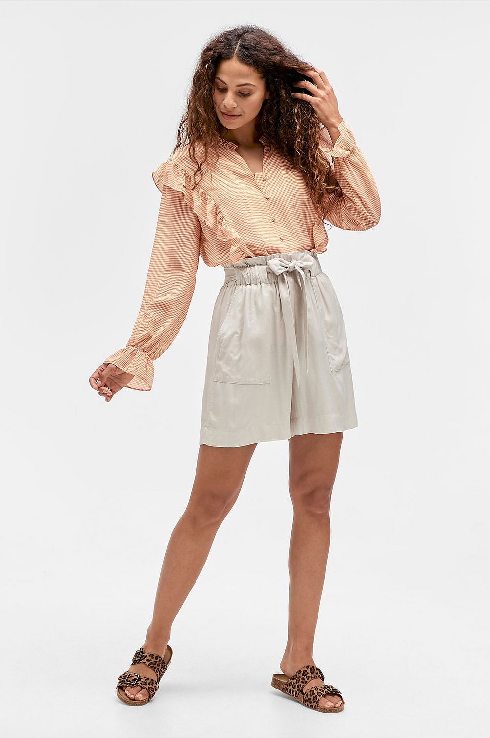 Collection Shorts Bellina - Natur - Dam