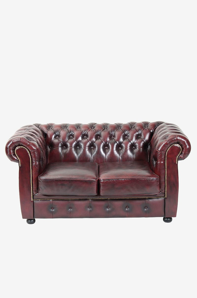 Sofa Chesterfield 2-seter London Liverpool