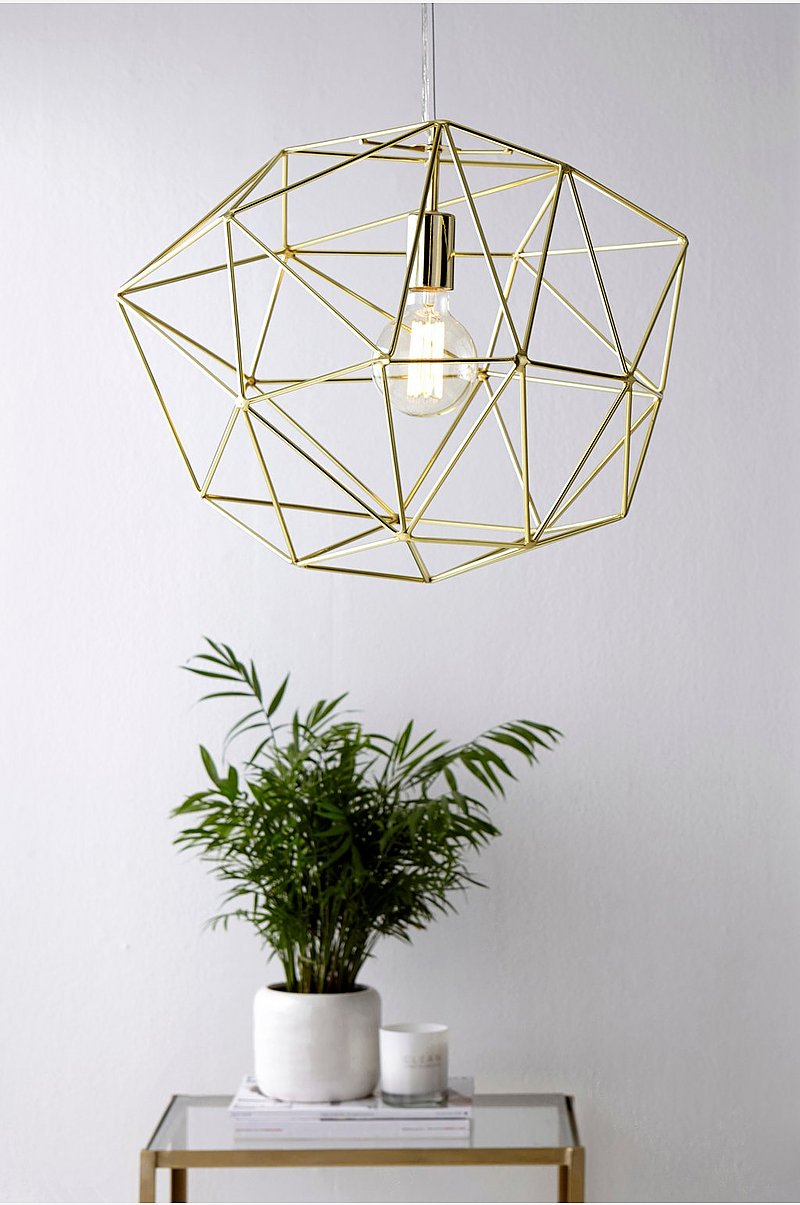 Loftlampe DIAMANT