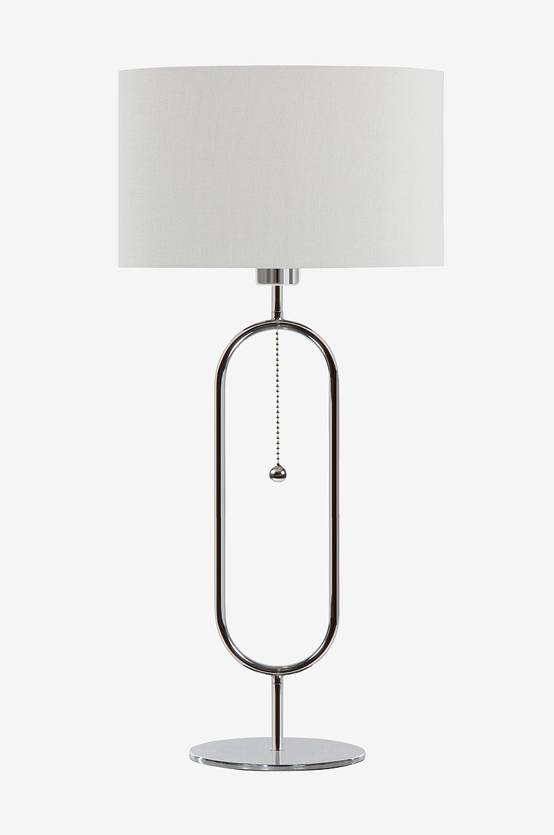 Bordlampe Diva XL Krom