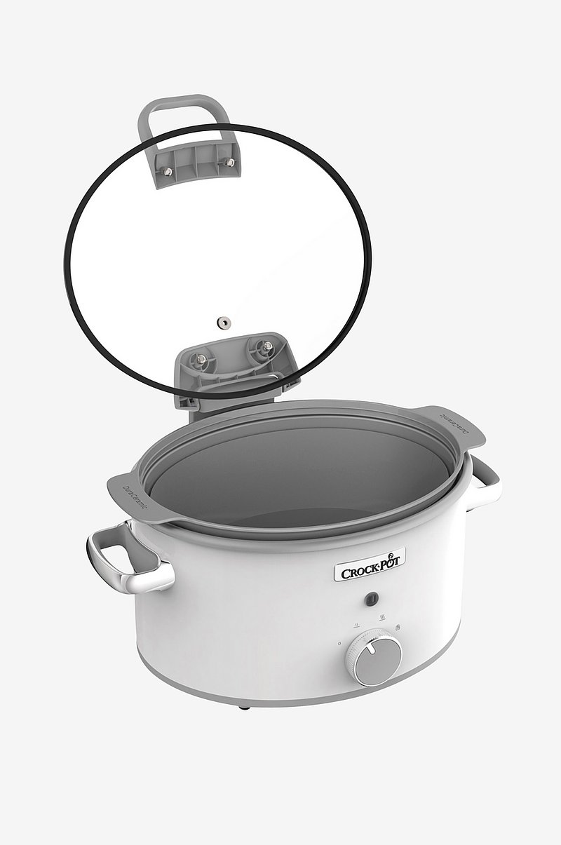 Slow Cooker 4,5 l Ceramic Hvit