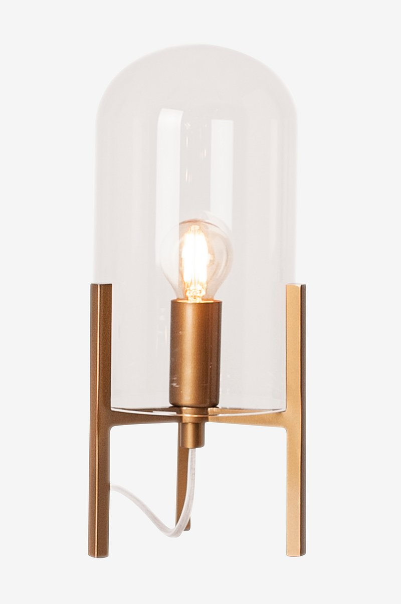 Bordlampe Smokey