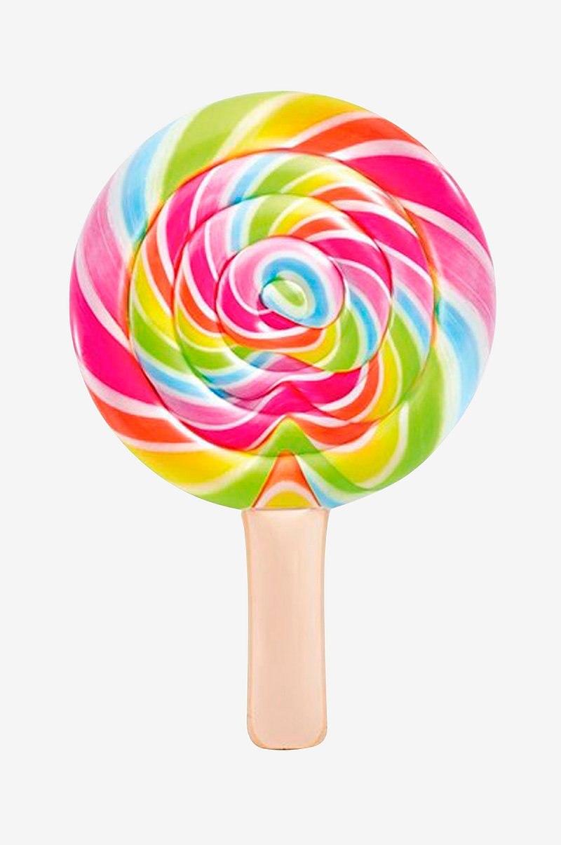 Lollipop Float Real Printing