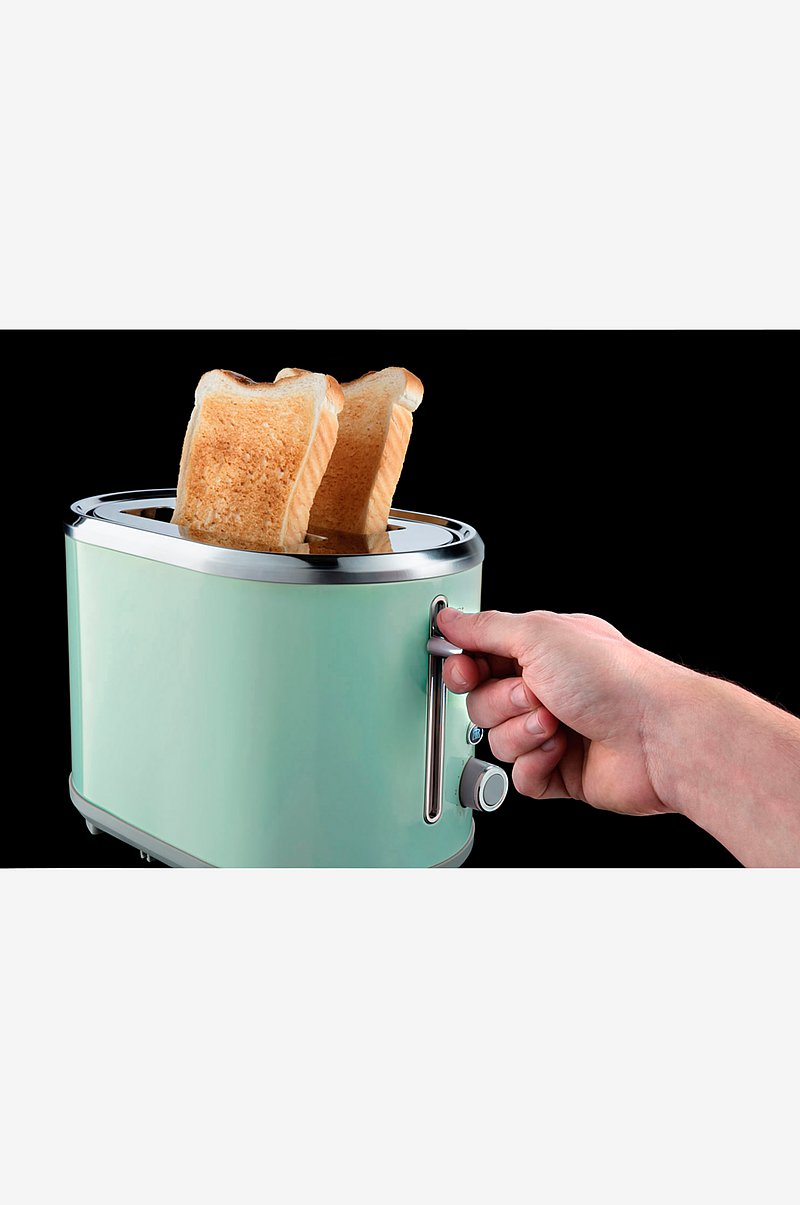Bubble Toaster Green
