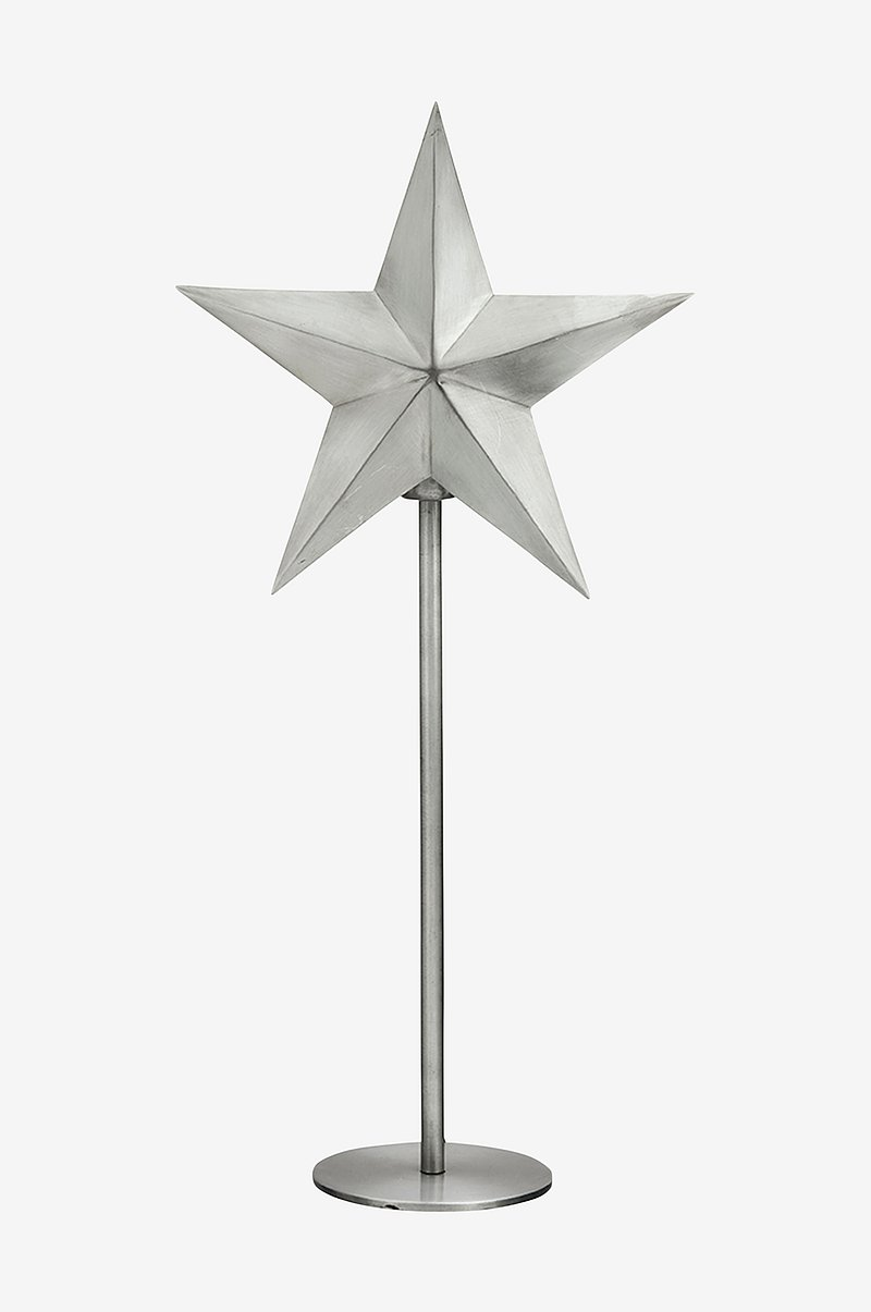 Bordlampe Nordic STAR ON BASE, 76 cm