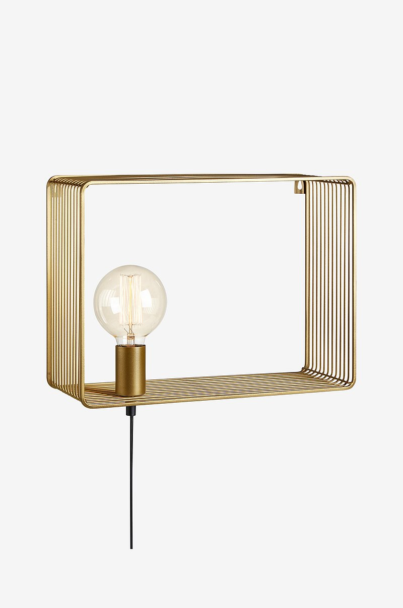 Vegglampe SHELF