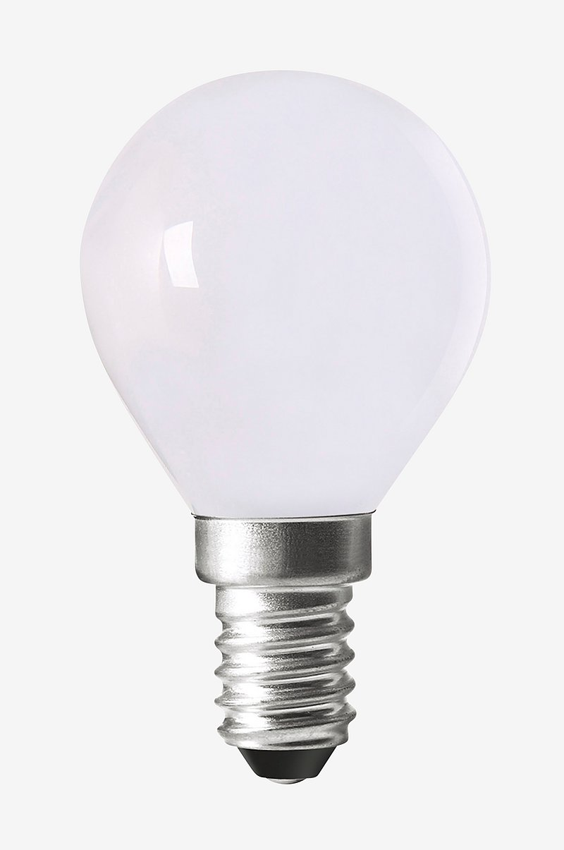 Perfect LED Opal Illumpære 3,5W (25W) E14