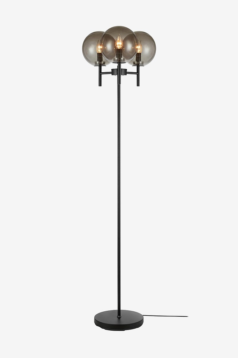 Gulvlampe CROWN 3L