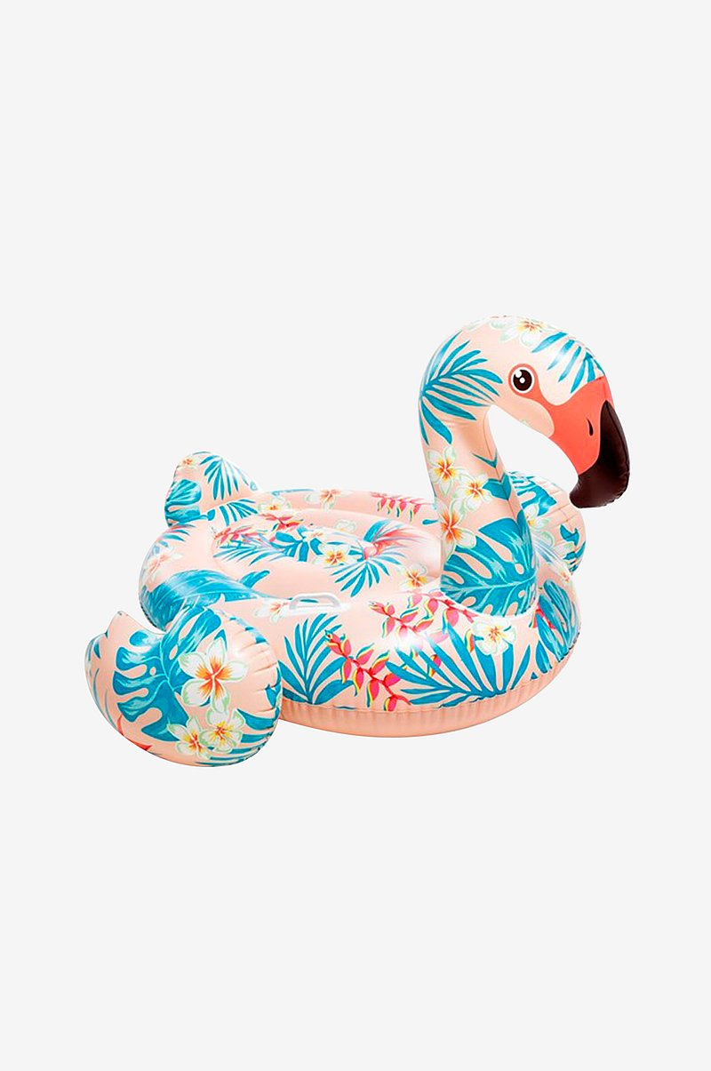Tropical Flamingo Ride-On
