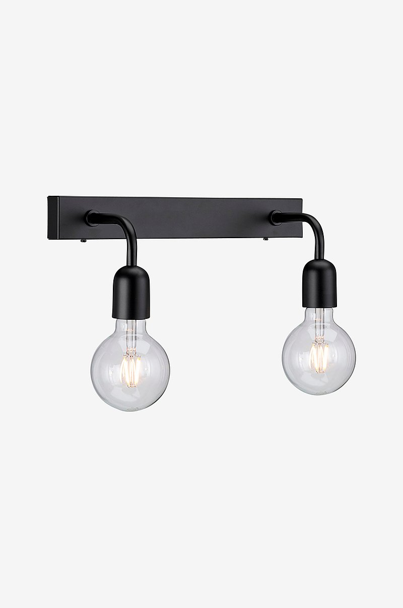 Vegglampe Regal 2 H135 B370