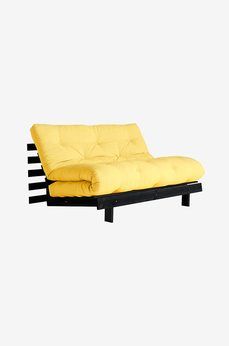 Sovesofa Roots 140 Svart Base