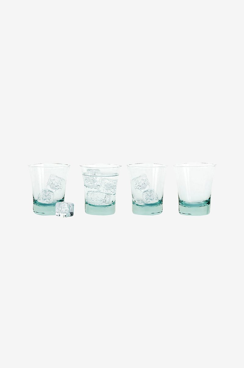 Eco glas 4-pack