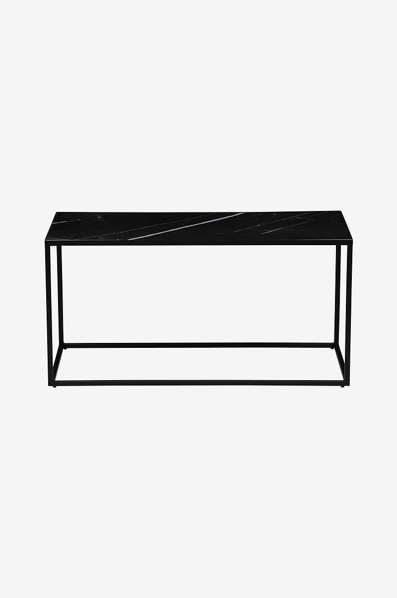 Rowico Sofabord Gordon, 65 x 120 cm Svart Sofabord