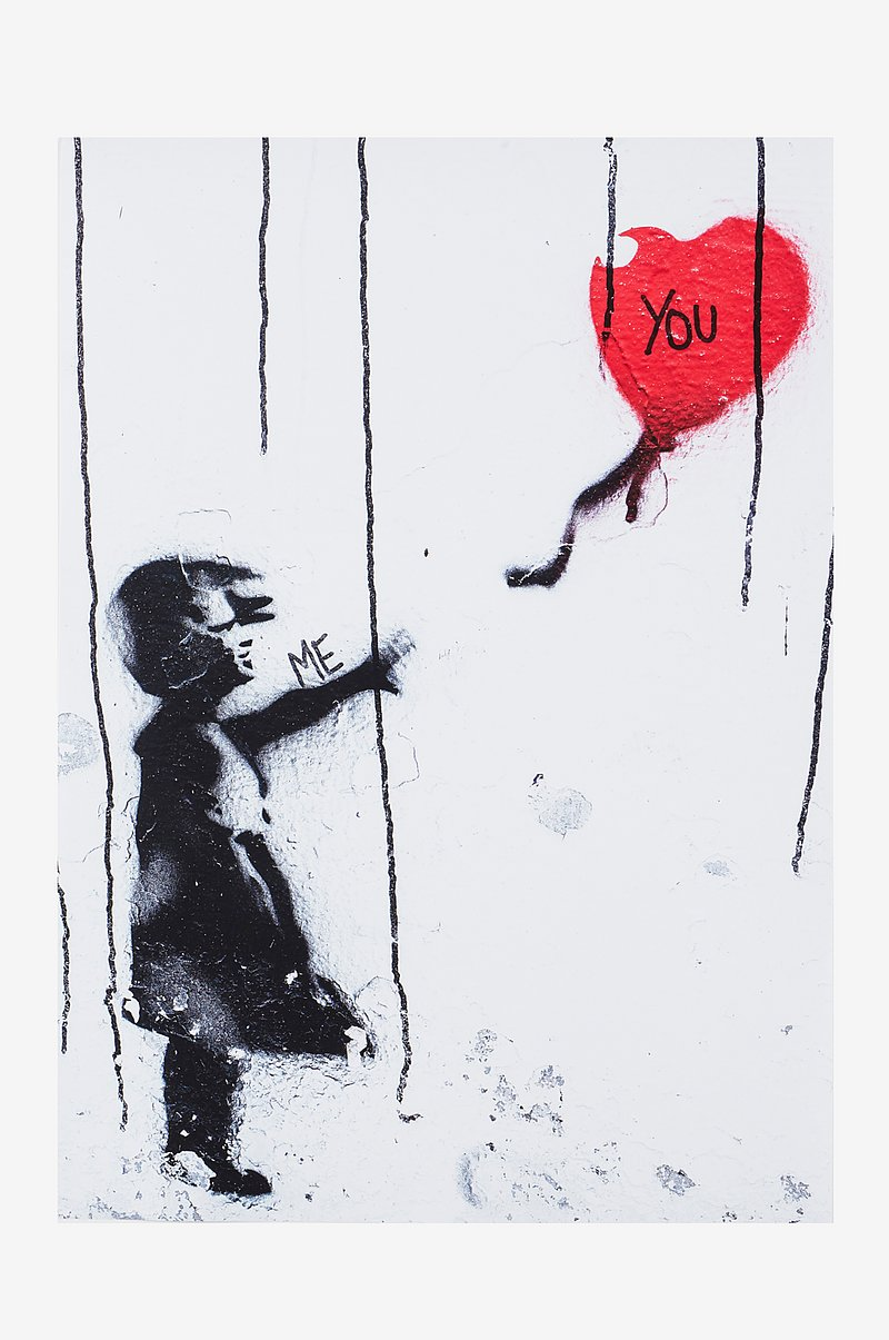 YOU poster 50x70 cm