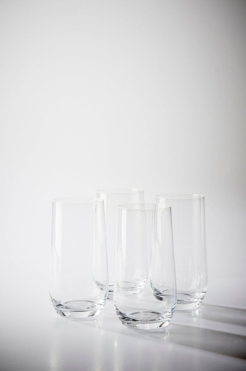 CHABLISS høye glass 4-pk