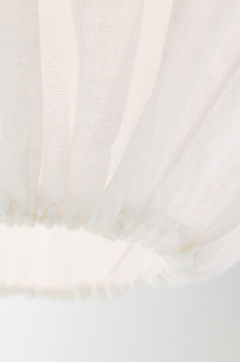 ROLFIE taklampe liten Hvit Belysning Jotex