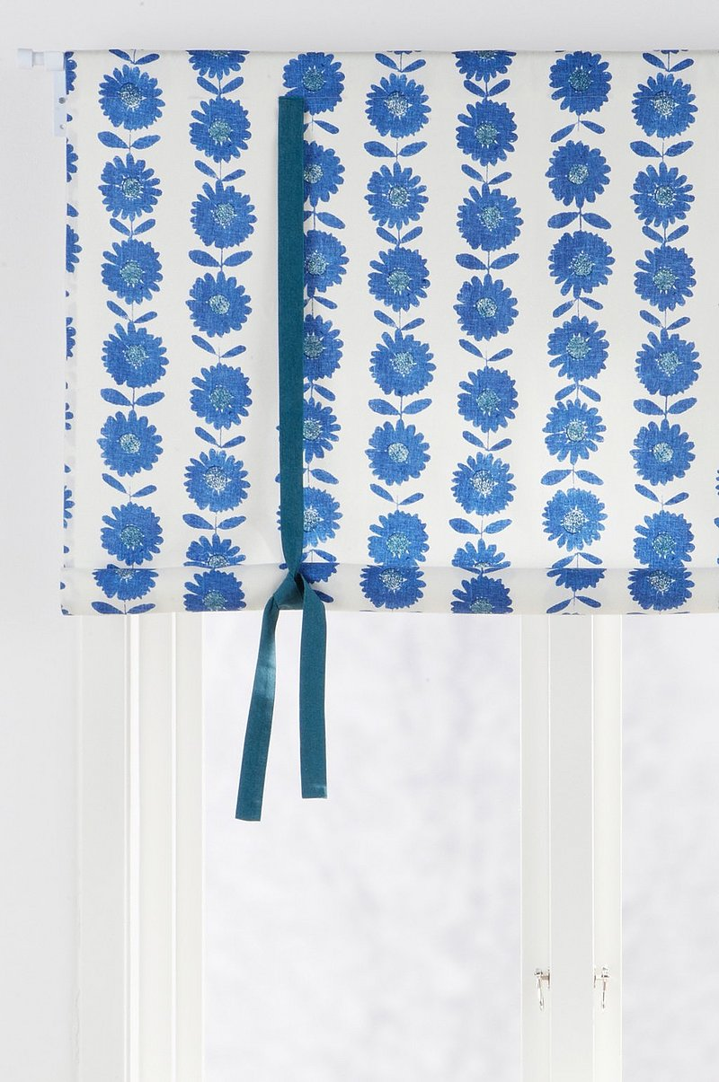 FLOWER PATCH roll up-gardin