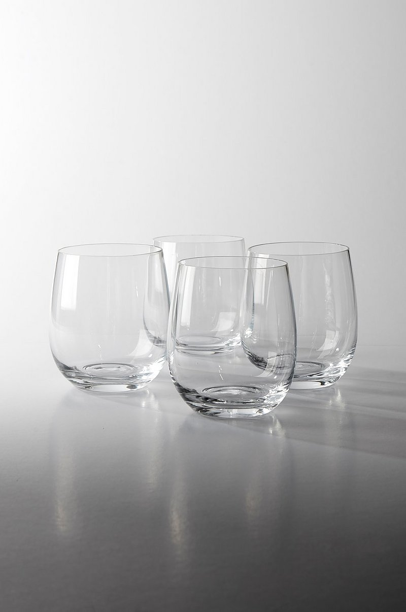 BLANCHE glass 4-pk