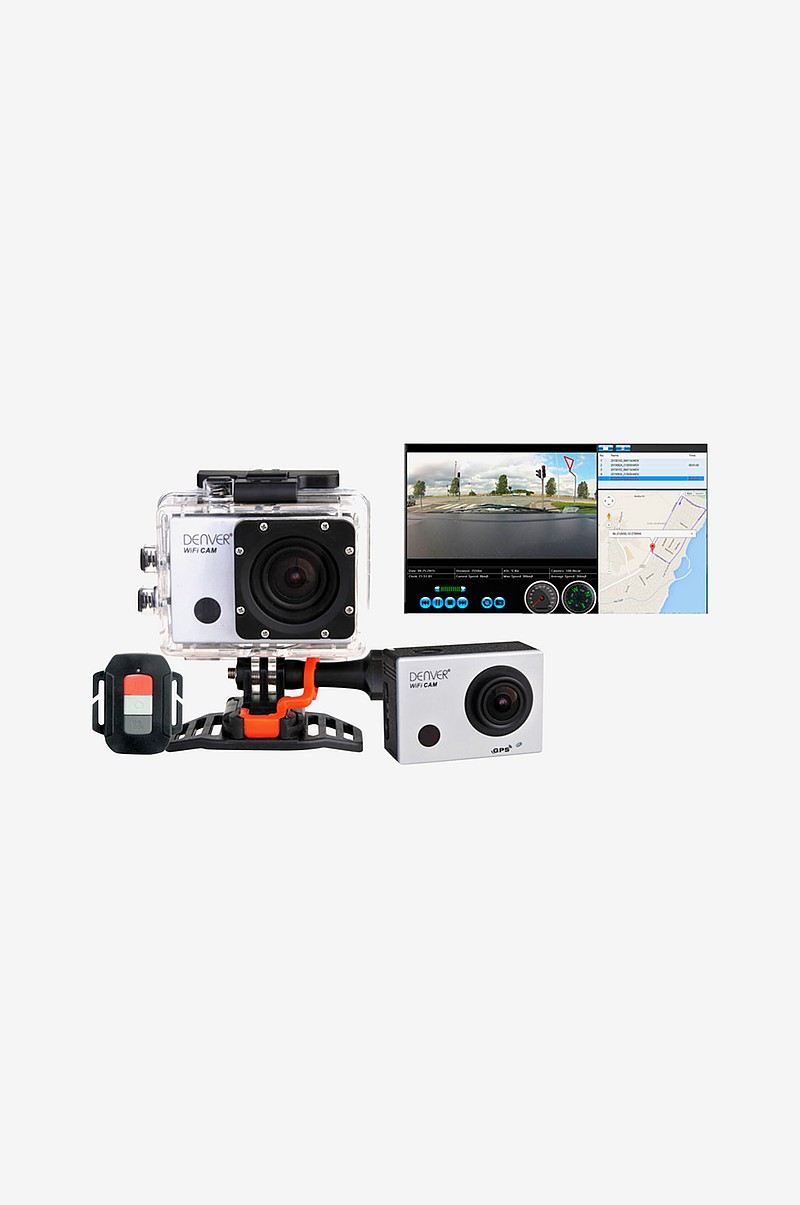 Action-cam FULL HD Wi-Fi