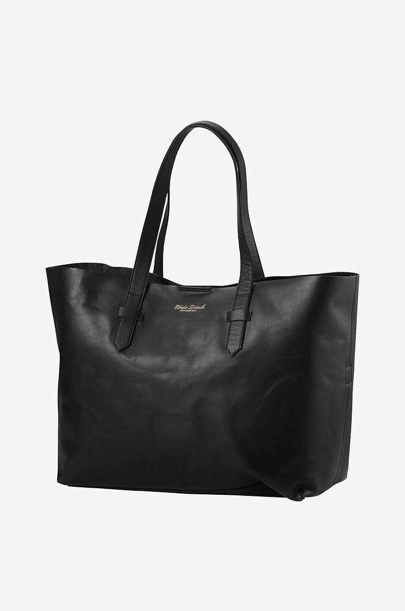 Musta Laukku Niiteillä : Elodie details hoitolaukku laukku musta nahkaa lapset