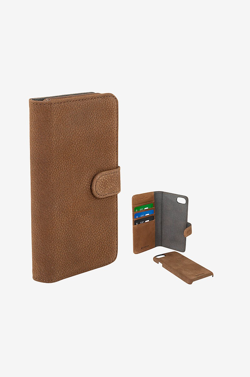 Wallet Case Coffee iPhone 7