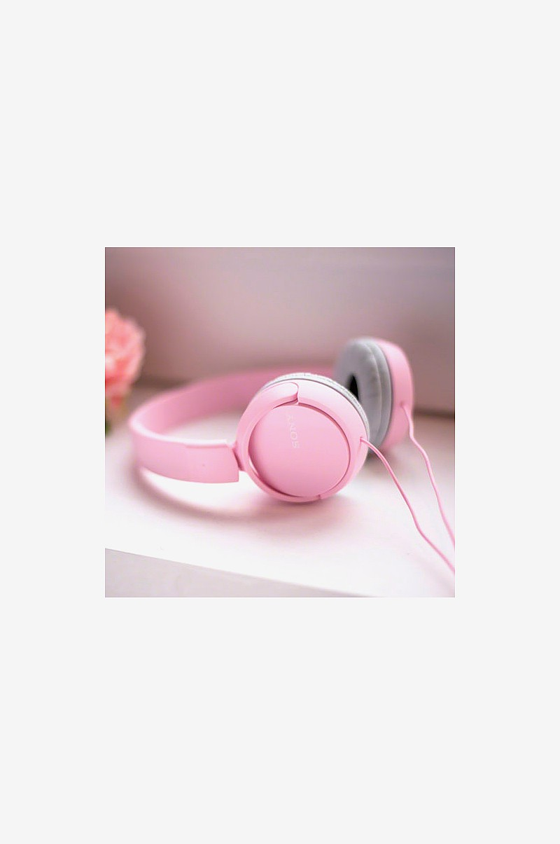 MDR-ZX110AP Headset Rosa