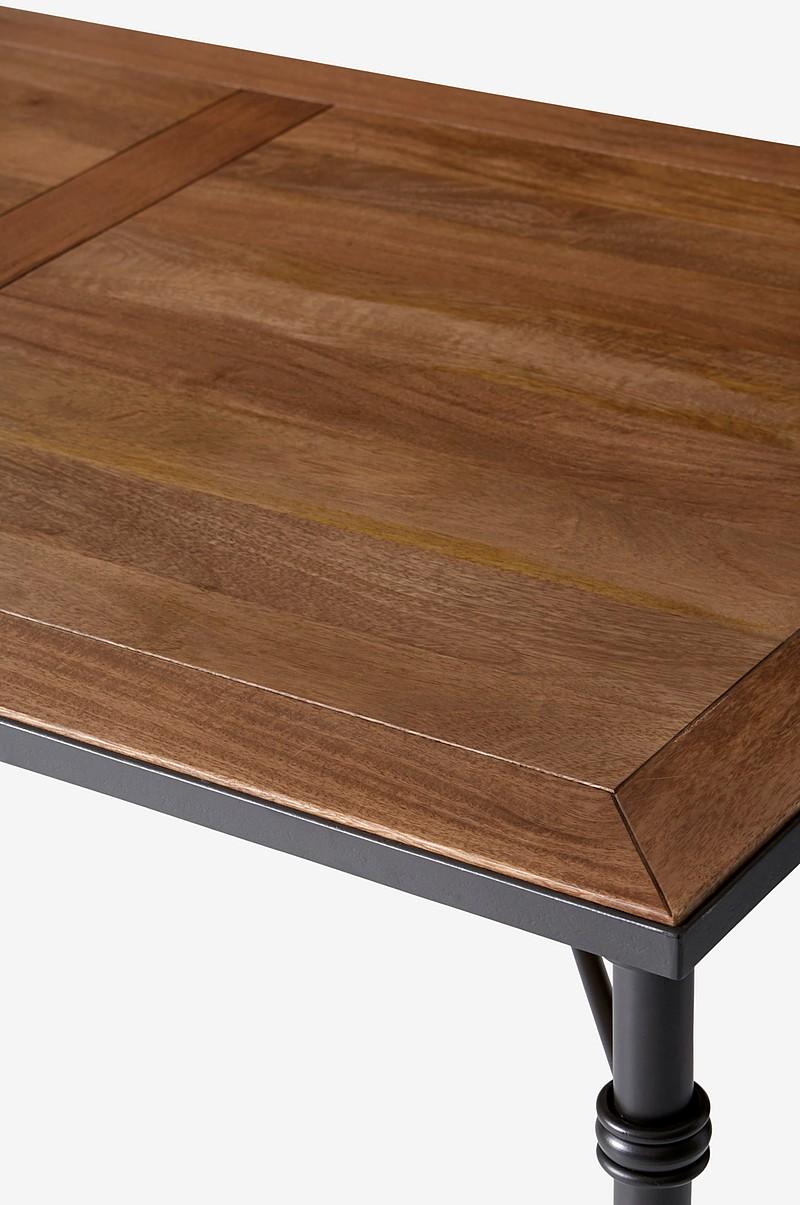Fantastisk Ellos Home Matbord Ernst 160x90 - Svart - Hem & inredning - Ellos.se HJ-56