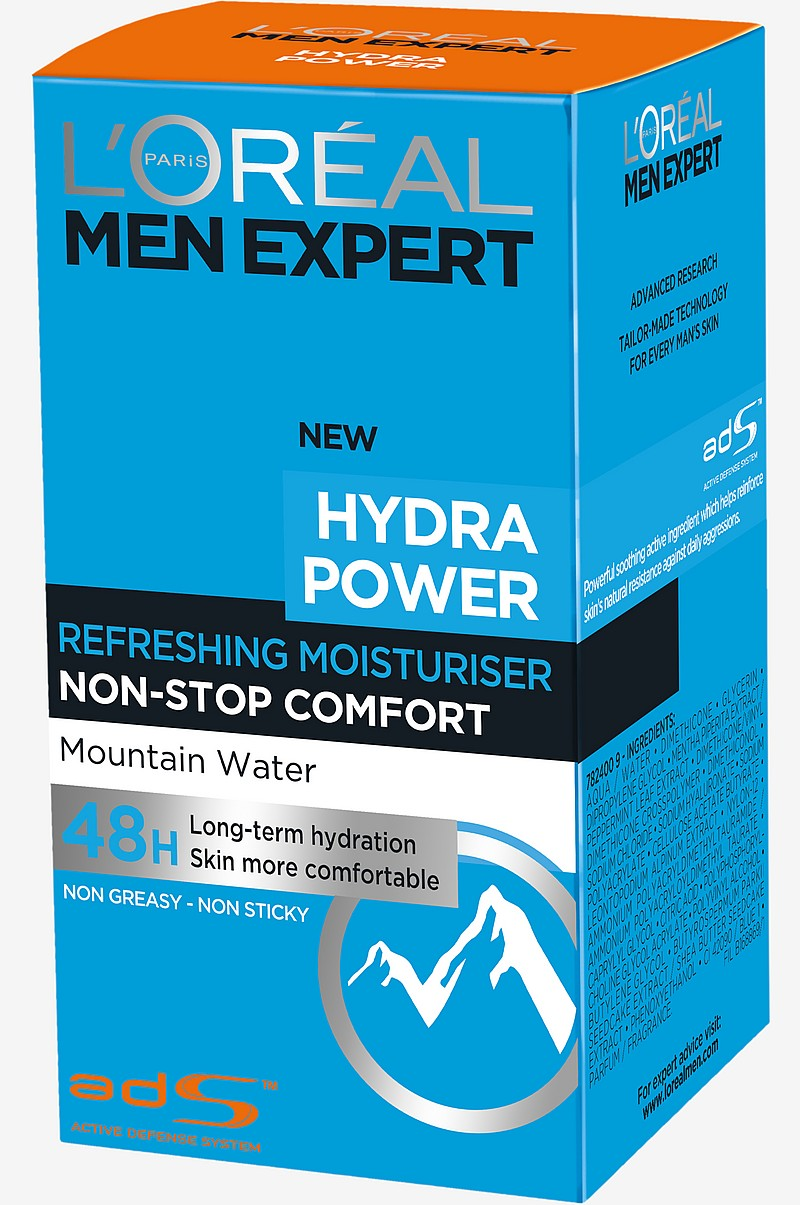 Men Expert Hydra Power Refreshing Moisturiser