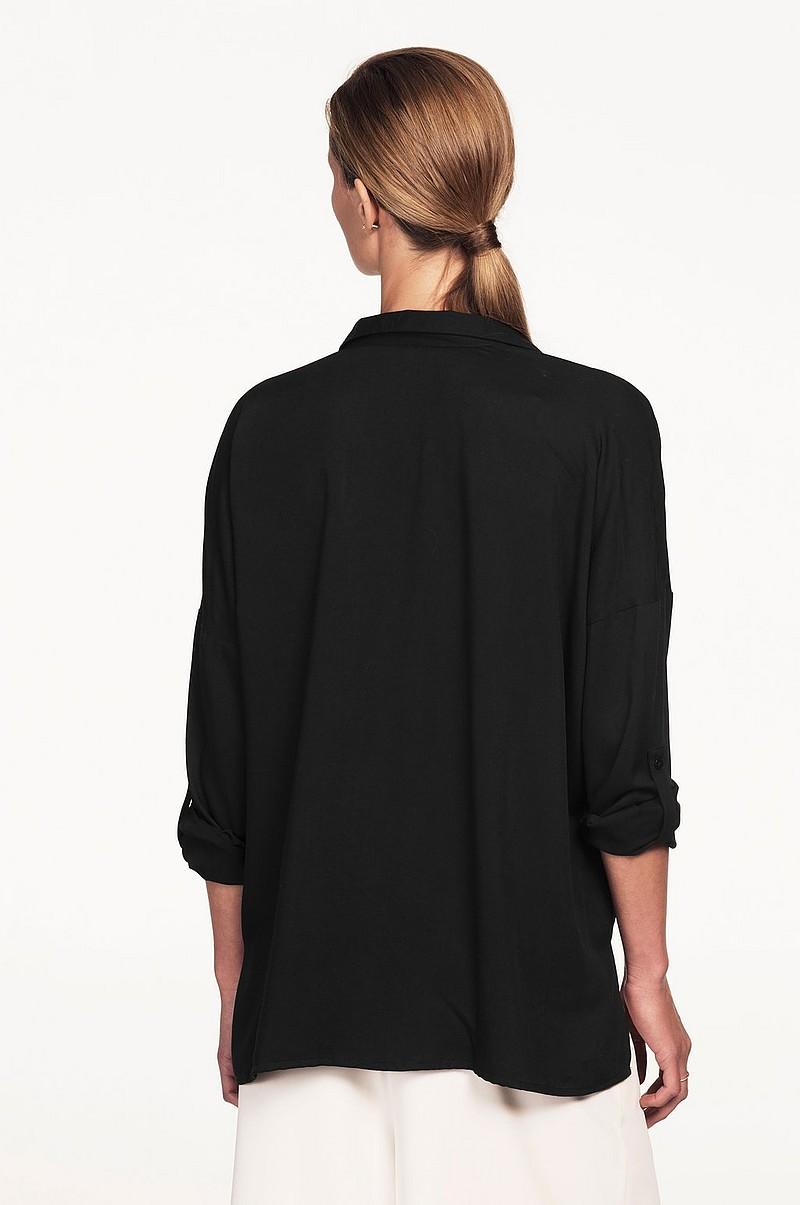 svarta skjortor dam