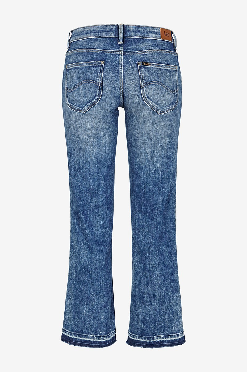 Jeans Cropped Boot