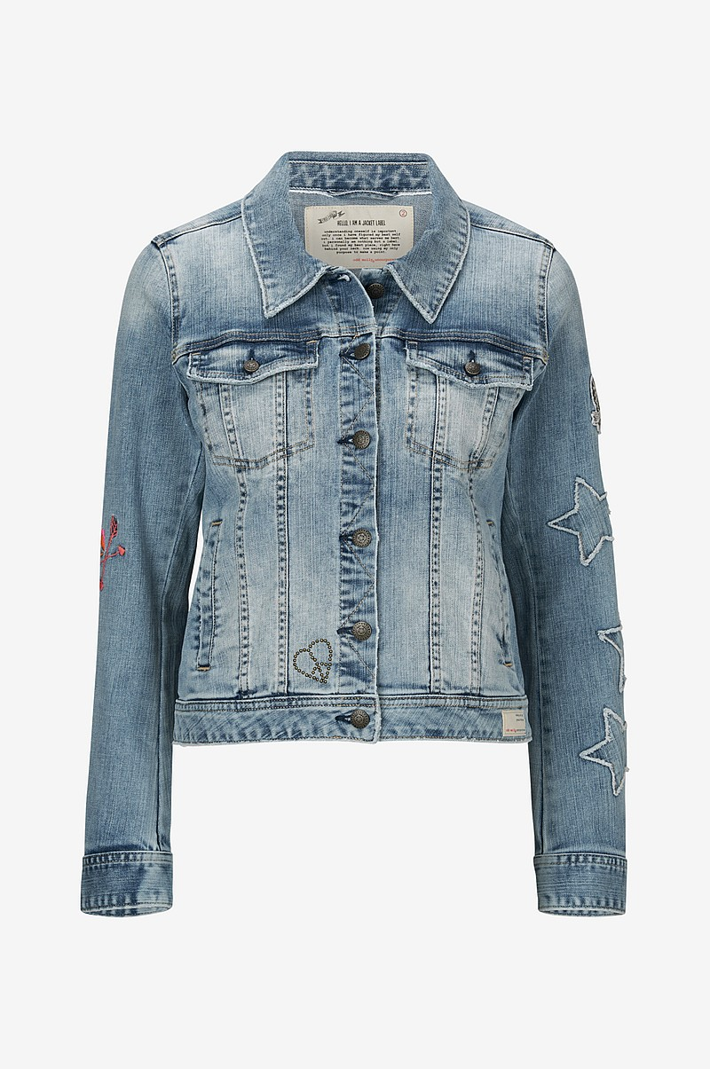 Jeansjacka Dream Trip Jacket