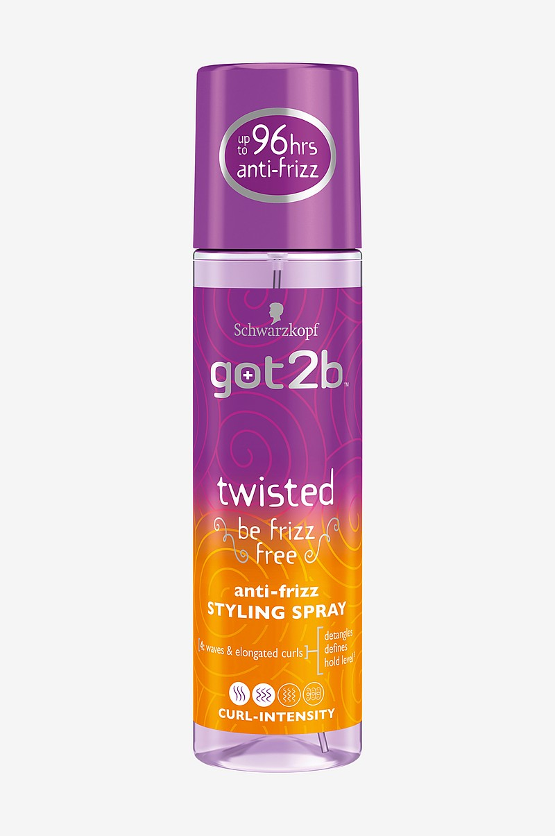 Got2b Twisted AntiFrizz Spray 200 ml