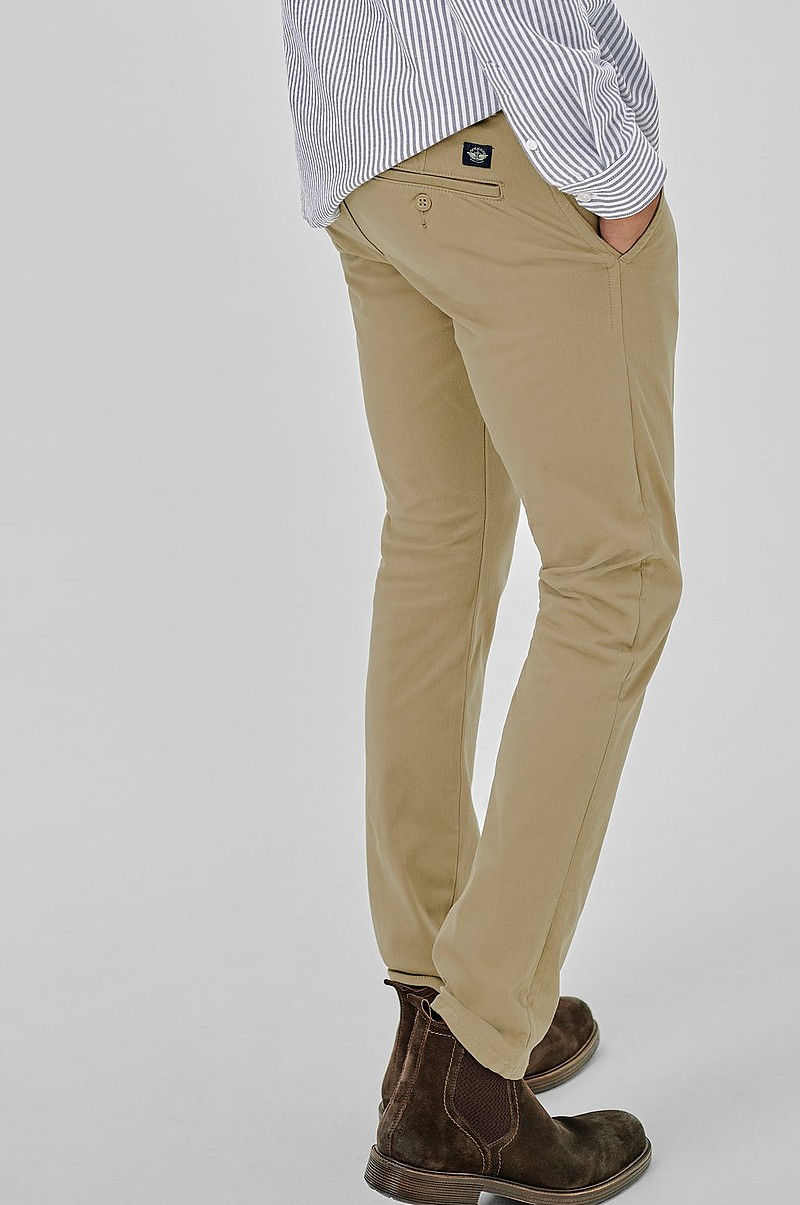 Chinos Alpha Supreme Flex Skinny